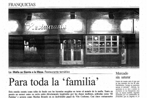 Mercado de Trabajo – «Para toda la 'familia'» |Abril 2003