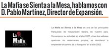 2012septiembre - Apariciones en prensa