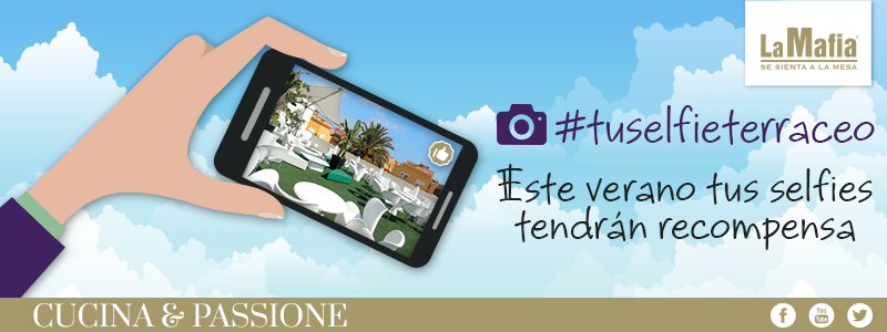 Blog Tu Selfie Terraceo - Nuevo concurso #tuselfieterraceo