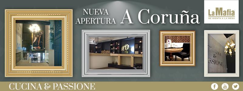 coruna - La Mafia se sienta a la mesa fondea en A Coruña