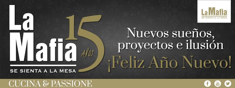 Blog An    o Nuevo - Feliz año nuevo 2015. 15 Aniversario