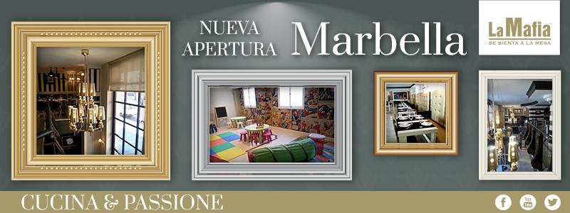 Nueva apertura Marbella