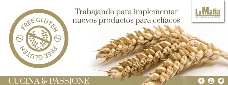 LaMafia Celiacos - Trabajando en los productos para celíacos