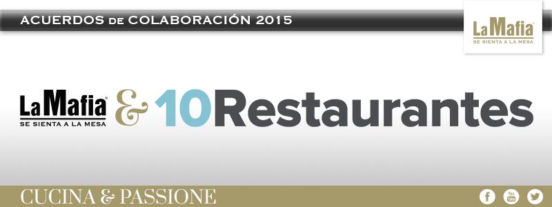 Blog La Mafia - Acuerdo 10Restaurantes