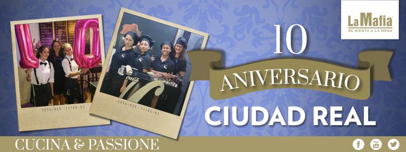 Blog La Mafia - Aniversario Ciudad Real