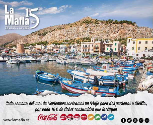 italia cocacola - La Mafia se sienta a la mesa y Coca-Cola te invitan a viajar a la Italia de El Padrino