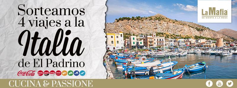 Blog La Mafia Viaje Italia CocaCola - La Mafia te lleva a la Italia de El Padrino
