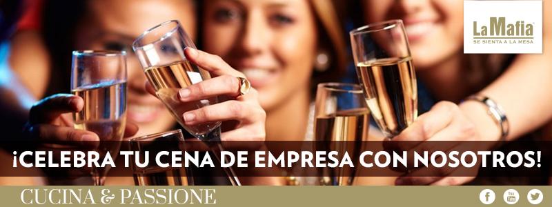 Blog La Mafia - Cenas Empresa