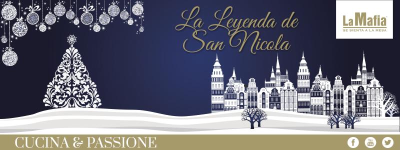 Blog La Mafia Feliz Navidad 1 - ¡Feliz Navidad desde La Mafia! - La leyenda de San Nicola