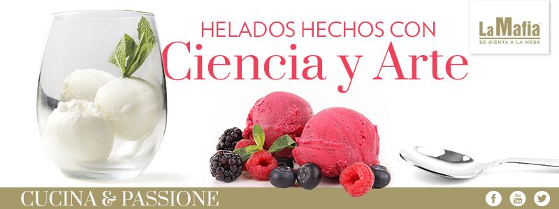 Blog La Mafia Helados Ciencia Arte - Los helados artesanales: ciencia y arte, una lección en 5 puntos