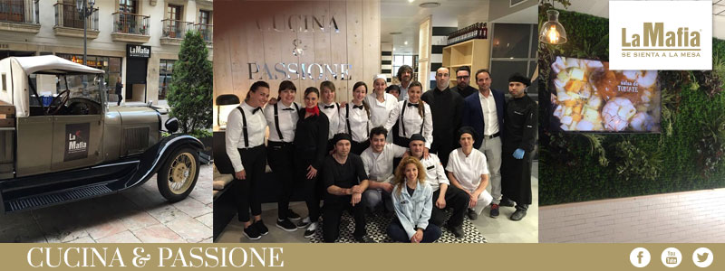 apertura oviedo - La Mafia se sienta a la Mesa. Apertura restaurante en Oviedo
