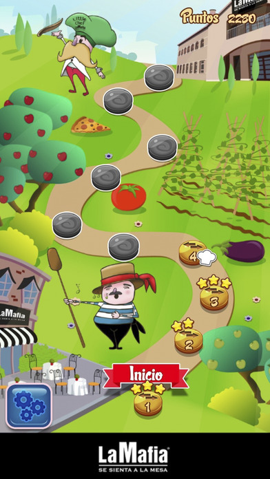 screen696x696 - La Mafia Little Cheff llega a tu iPhone o iPad