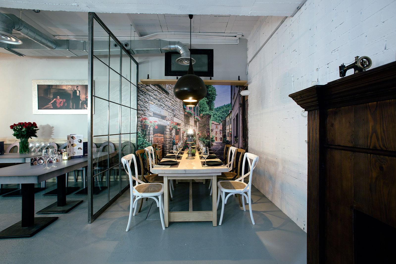 IK7A5029 - La Mafia se sienta a la mesa no para de crecer. Abre restaurante en San Sebastian