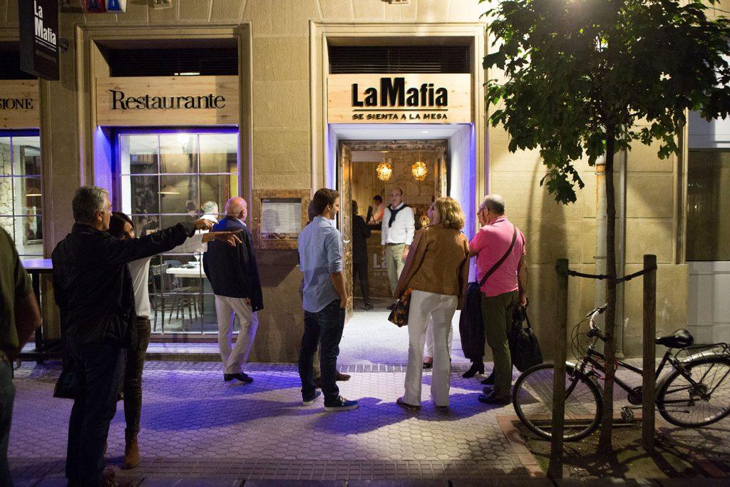 IK7A5087 1024x683 - La Mafia se sienta a la mesa no para de crecer. Abre restaurante en San Sebastian