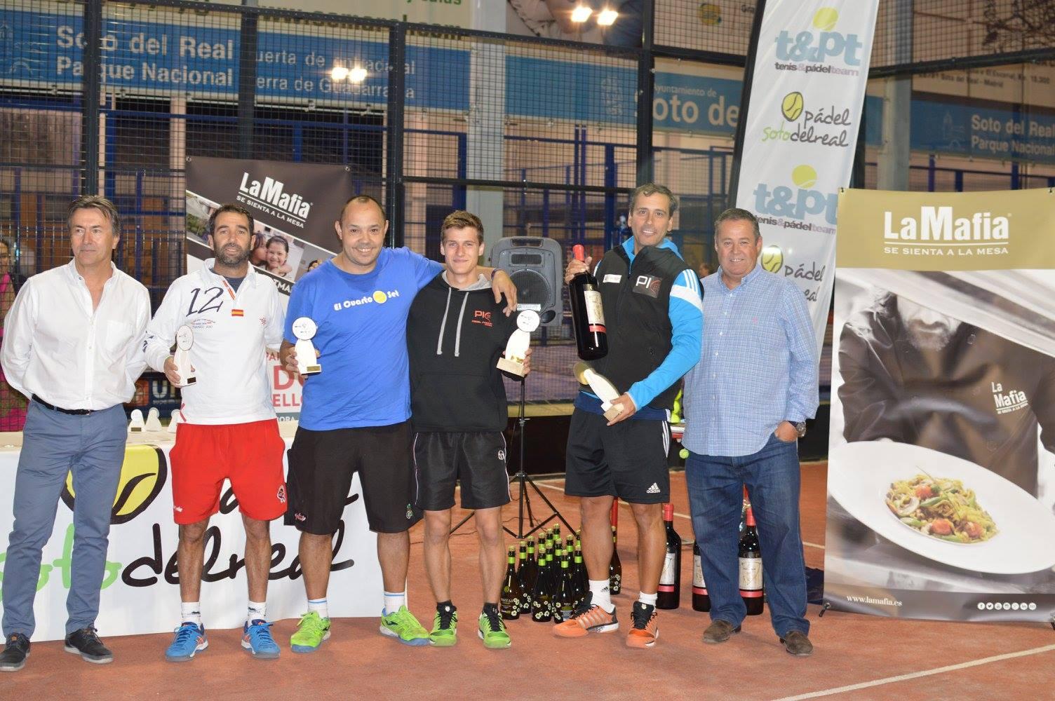 14556580 320545031639798 1729491303234139974 o - La Mafia con el Deporte. Torneo de La Mafia Colmenar Viejo.