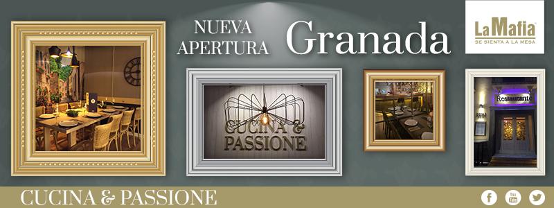Blog La Mafia Apertura Granada - La Mafia se sienta a la mesa crece en Granada y abre las puertas de su segundo local