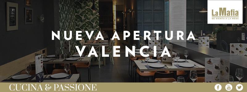 Apertura Valencia correos - Próxima inauguracion de nuestro segundo establecimiento en Valencia