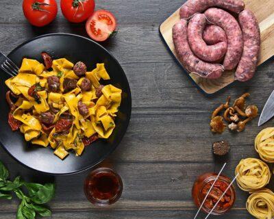 Comer pasta e1484925259937 400x320 - Cenar pasta, una opción excelente