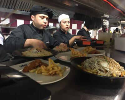 Formacion cocina 400x320 - La formación, clave en el desarrollo de nuestra franquicia
