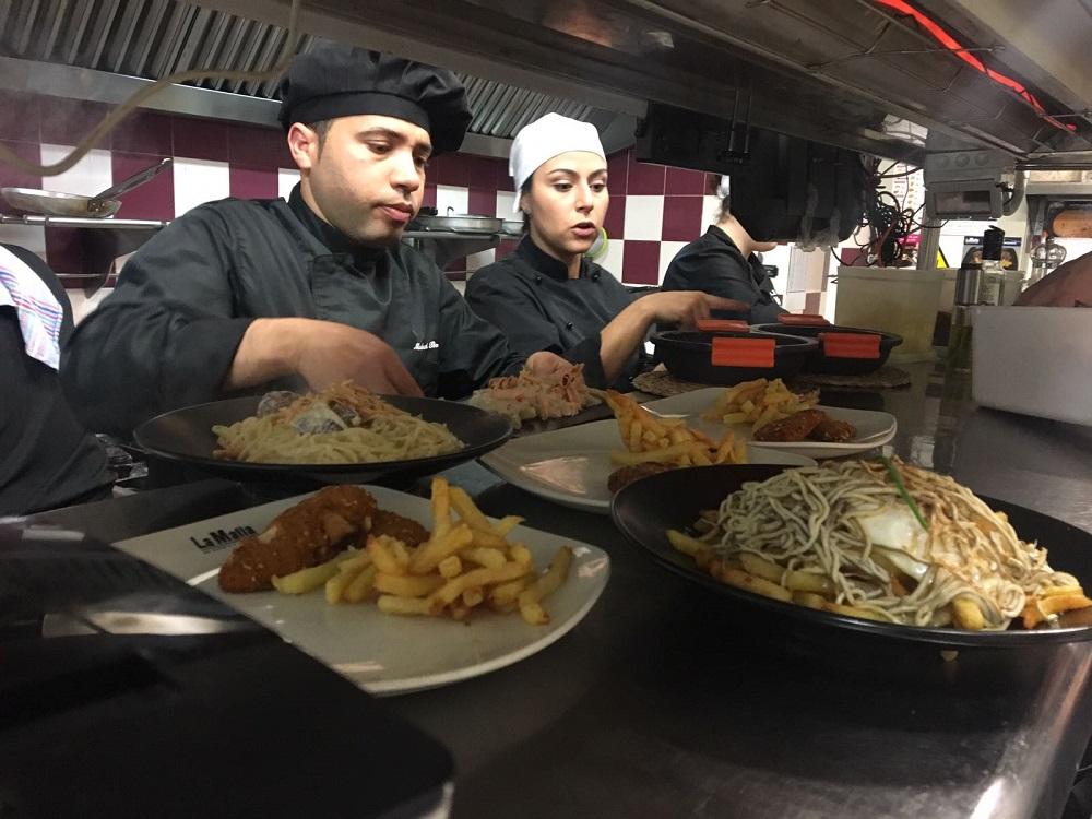 Formacion cocina - La formación, clave en el desarrollo de nuestra franquicia