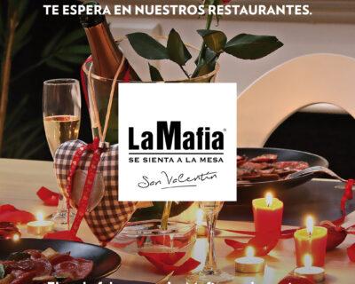 MAFIA INSTAGRAM VALENTIN 400x320 - Celebra San Valentín con una cena romántica en La Mafia se sienta a la mesa