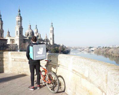 169271 preview 400x320 - Deliveroo lleva sus servicios a domicilio hasta Zaragoza