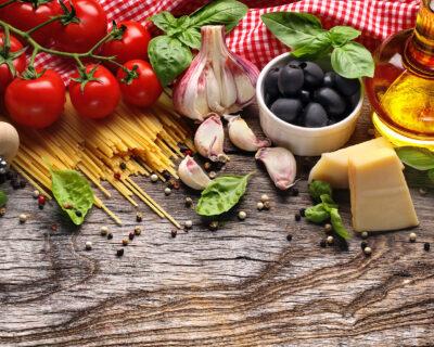 Dieta mediterr  nea 400x320 - 6 motivos para seguir la dieta mediterránea
