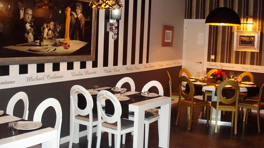 La Mafia Vitoria - Este fin de semana reserva mesa en el restaurante de La Mafia de Vitoria