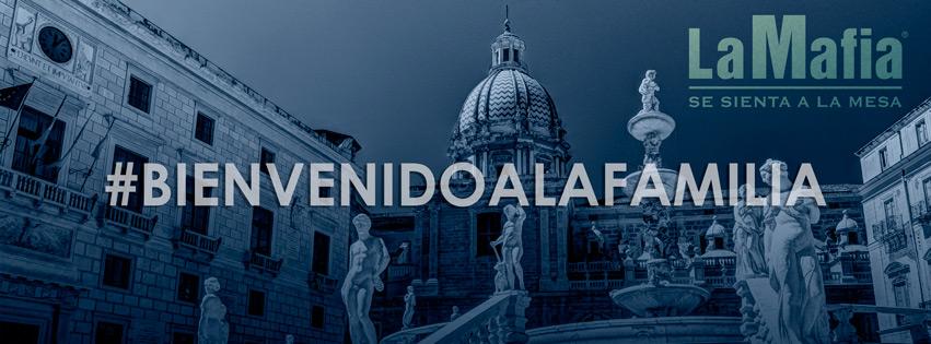portada lamafia facebook - Concurso #Bienvenidoalafamilia