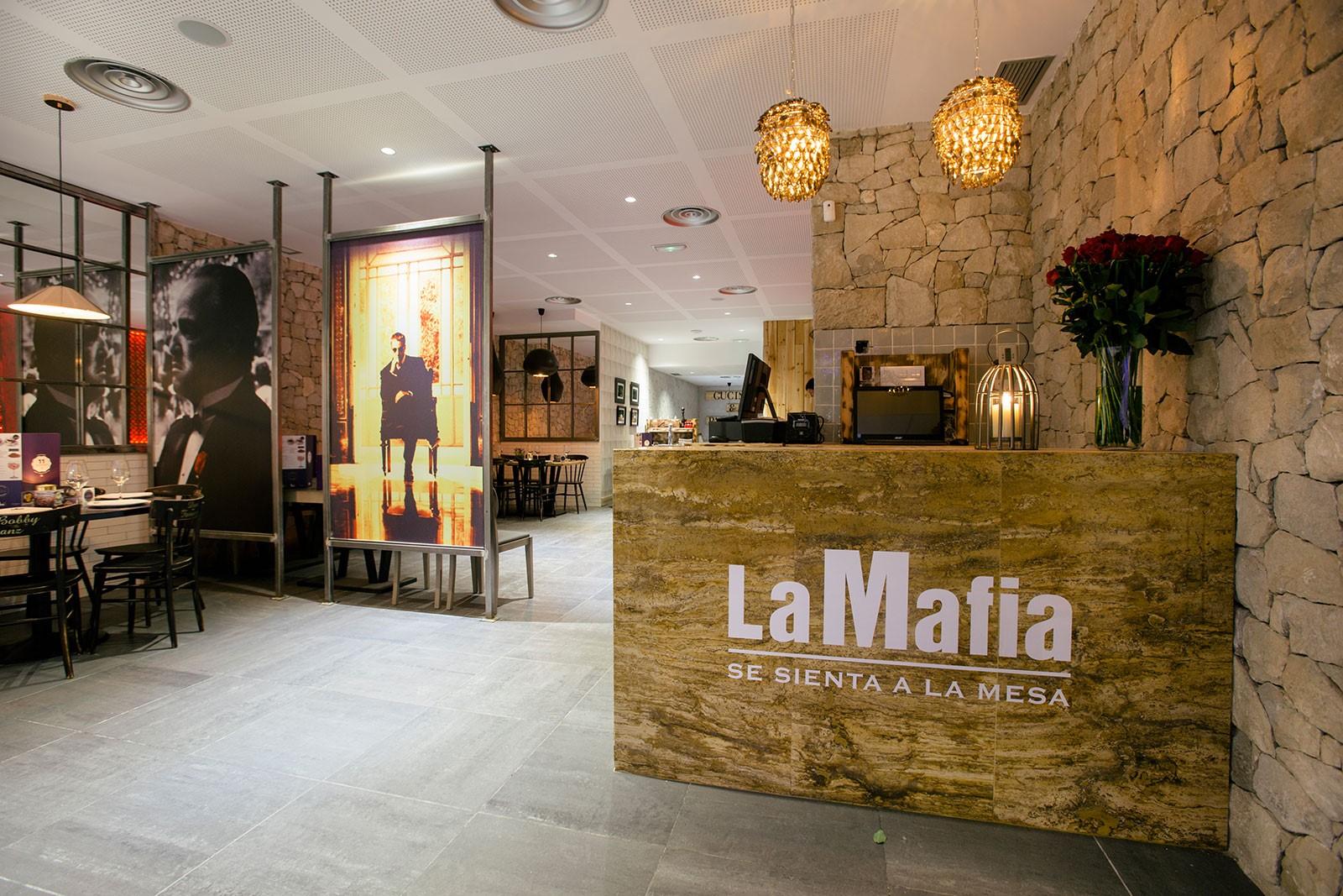 Las mejores pizzas de San Sebasti  n - Las mejores pizzas de San Sebastián, en La Mafia se sienta a la Mesa