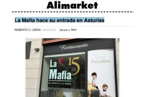 'La Mafia' hace su entrada en Asturias