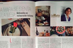 'La Mafia se sienta a la mesa', referente en restaurantes italianos