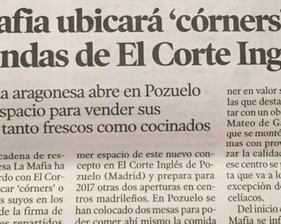 capture 20170512 122242 400x320 - La Mafia ubicará 'corners' en tiendas del Corte Inglés