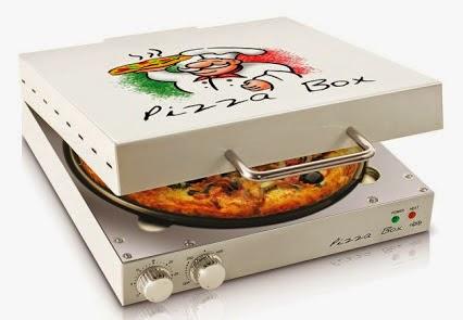 Cuizen´sPizzaBox Oven - Los inventos más sorprendentes inspirados en la pizza