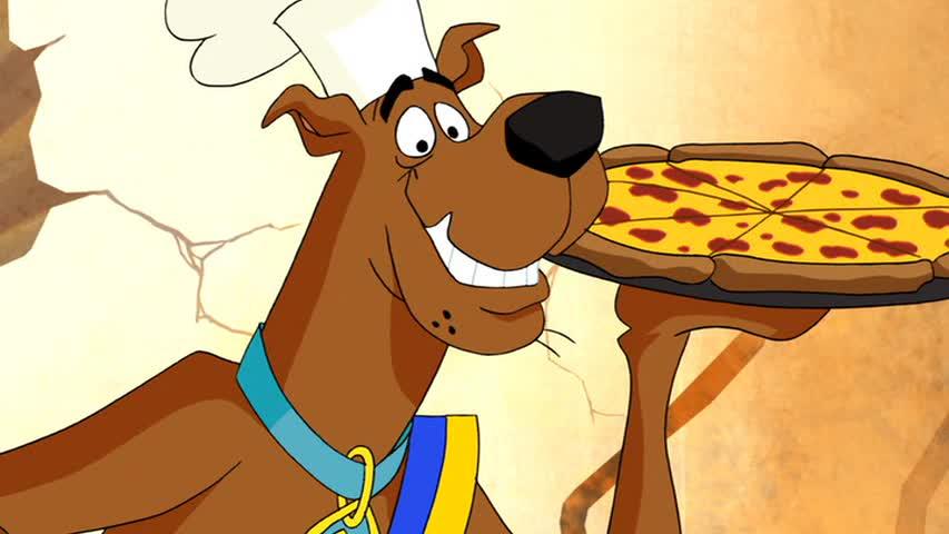 Los dibujos animados también comen pizza 2 - Los dibujos animados también comen pizza