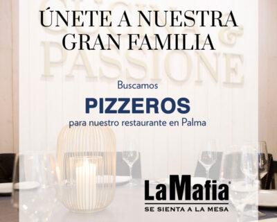 OfertaEmpleo Pizzeros LaMafiaPalma 400x320 - PALMA - Pizzeros en 'La Mafia se sienta a la mesa'