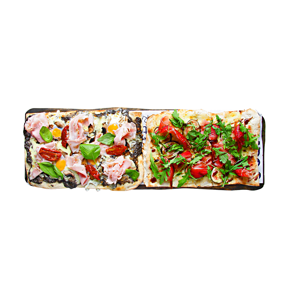 Pizza Taglio Gourmet La Mafia se sienta a la mesa - Descubre las propuestas más veraniegas de La Mafia se sienta a la mesa