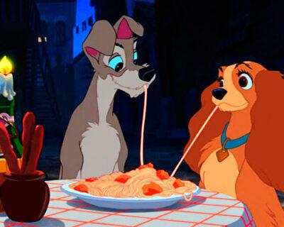 spaguetti y cine 400x320 - Spaghetti y cine, una intensa historia de amor
