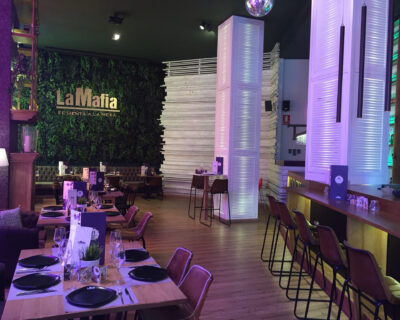 10 razones que hacen especial La Mafia se sienta a la mesa 400x320 - 10 razones que nos hacen especiales