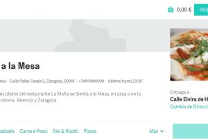 'La Mafia se sienta a la mesa' firma un acuerdo con Deliveroo