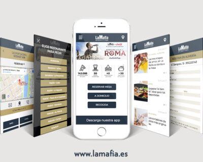 20170711 mockupperspectiva 800x526px 400x320 - La experiencia del usuario clave en la nueva web de 'La Mafia se sienta a la mesa'