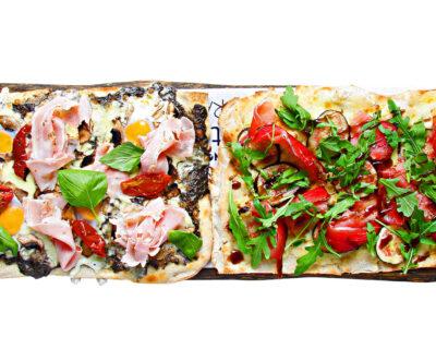 Pizza Taglio Gourmet La Mafia se sienta a la mesa 400x320 - Por qué no te cansas de La Mafia se sienta a la mesa