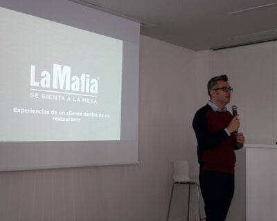 alfredo cortes la mafia 400x320 - La Mafia tiene todas las claves para triunfar en el mundo de la experiencia del cliente