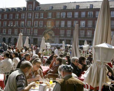 hosteleria espana 400x320 - La hostelería, llamada a sumarse a la lucha contra el cambio climático