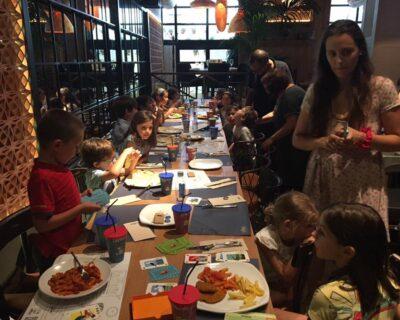 la mafia restaurante kidsfriendly 400x320 - Sara Palacios | La Mafia es kidfriendly porque se toma a los niños en serio
