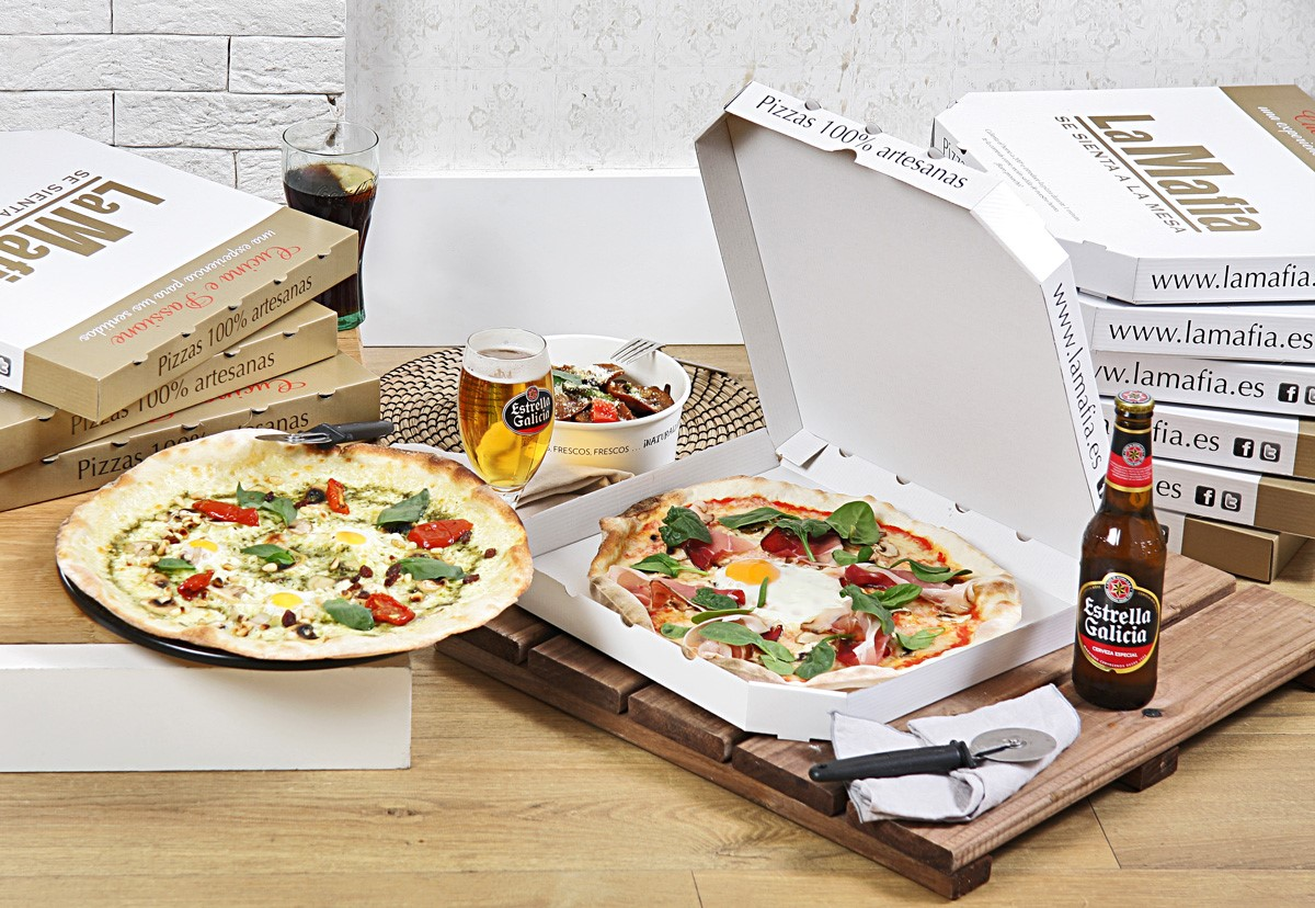 las pizzas son para el verano - Las pizzas son para el verano