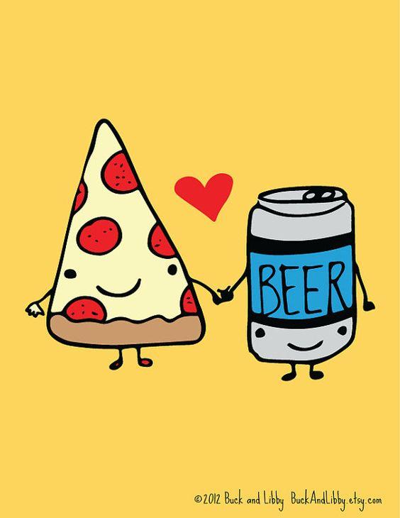 4 declaraciones de amor en forma de pizza 1 - 4 declaraciones de amor en forma de pizza