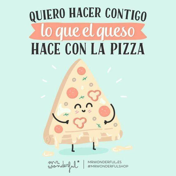4 declaraciones de amor en forma de pizza 2 - 4 declaraciones de amor en forma de pizza