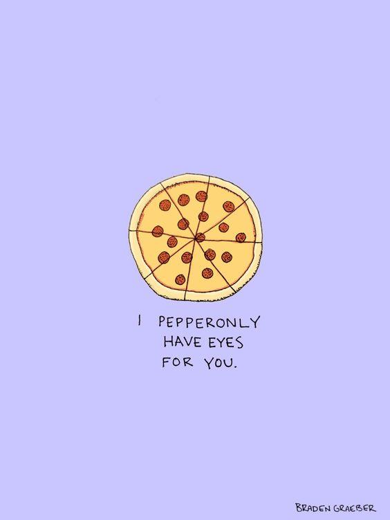 4 declaraciones de amor en forma de pizza 4 - 4 declaraciones de amor en forma de pizza