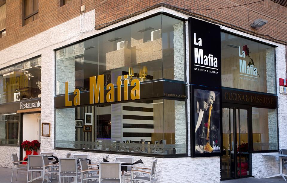 La Mafia se sienta a la mesa en Murcia - ¿Dónde comer la mejor pasta italiana en Murcia?
